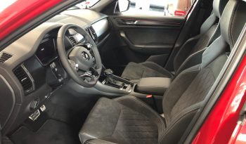 Škoda KODIAQ Sportline 2,0 TDI 110 kW full