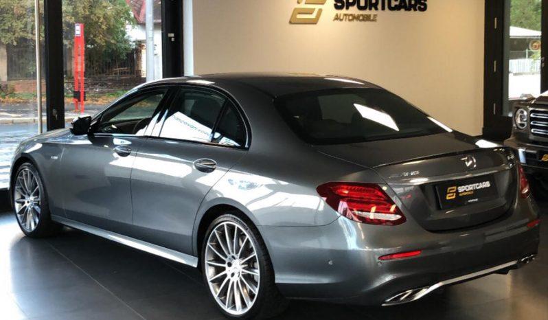 Mercedes-AMG E 43 4Matic full
