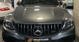 Mercedes Benz C AMG 63
