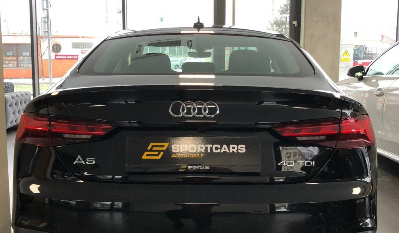 A5 Sportback Adv. 40 TDI 150 kW full