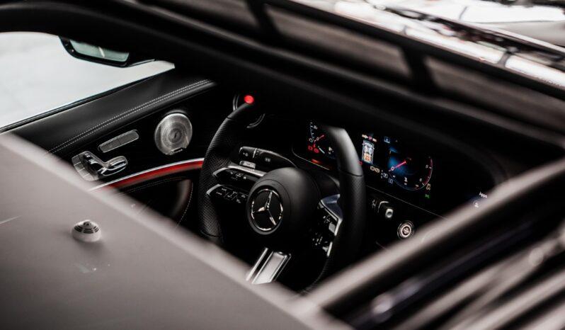 Mercedes-Benz E220 d 4MATIC full
