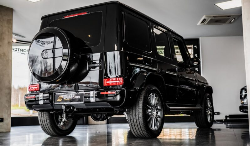 Mercedes-Benz G500 full