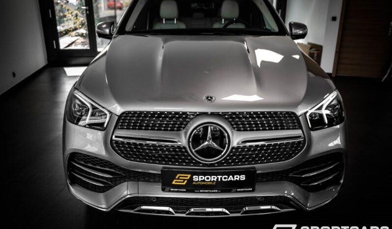 Mercedes-Benz GLE 400 d 4MATIC kupé full